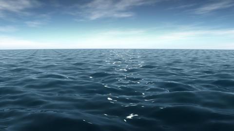 Sea/Ocean_032 Stock Video Footage