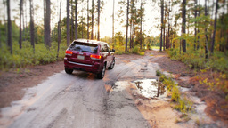 Jeep Off Road Stock Video Footage