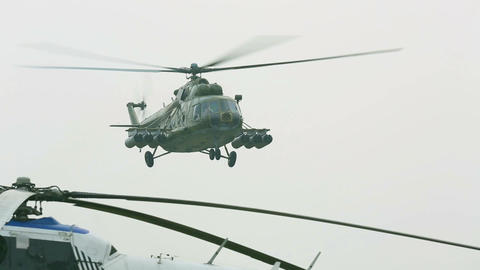 Mi-8 Stock Video Footage