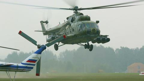 Mi-8 Footage