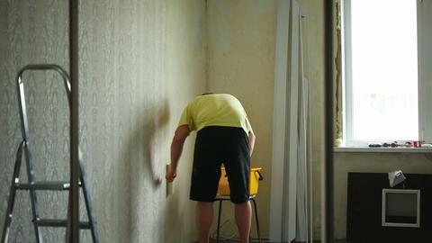 Renovation Stock Video Footage