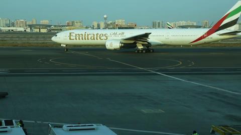Dubai airport Footage