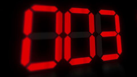 clock 11 Stock Video Footage