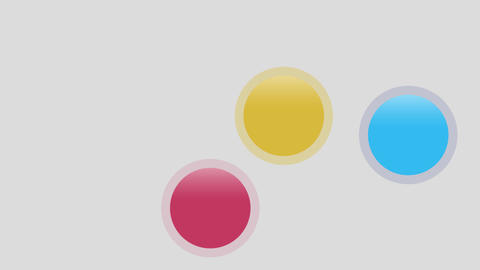 bouncing balls Animation