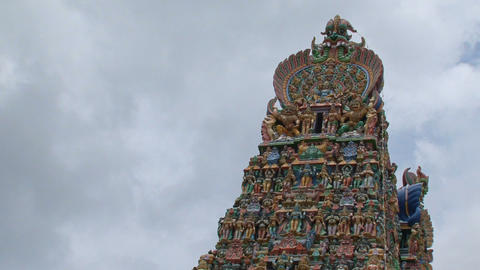 Top Meenakshi Temple Stock Video Footage