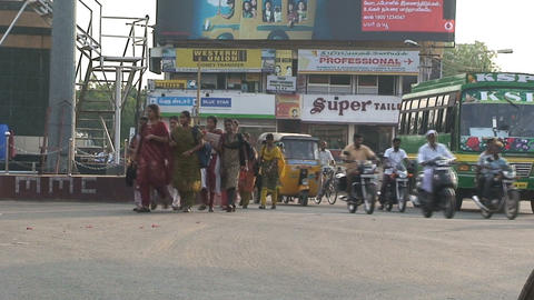 India 2 013 Stock Video Footage