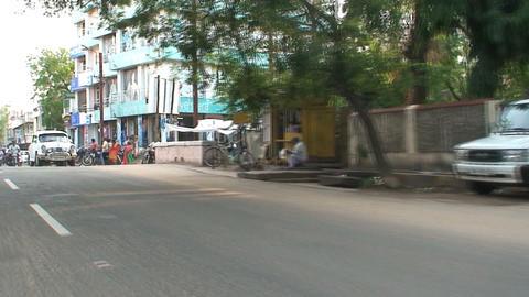 Hindustan Ambassador Stock Video Footage