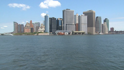 Skyline NYC 2010 Footage