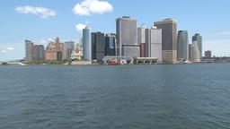 Skyline NYC 2010 Footage
