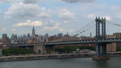 Manhattan bridge Footage