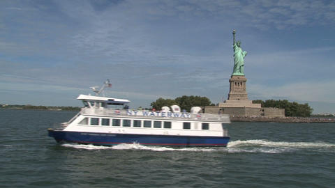 ferry Stock Video Footage