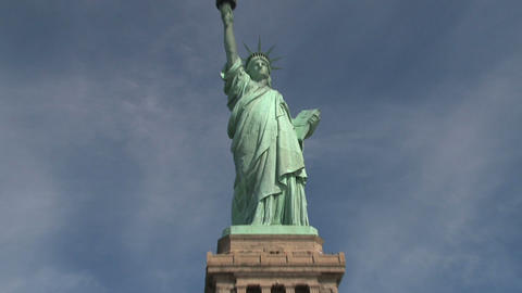 Statue of Liberty Live Action