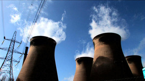 Commercial collection of scenes/images of energy sources Stock Video Footage