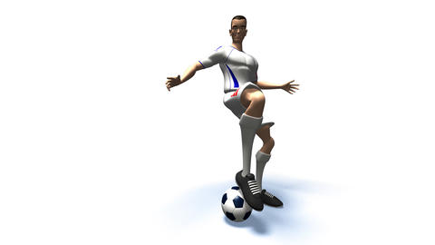 soccer 1 Stock Video Footage