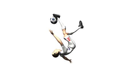 soccer 3 Animation