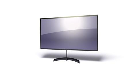 tv plasma 3 Stock Video Footage