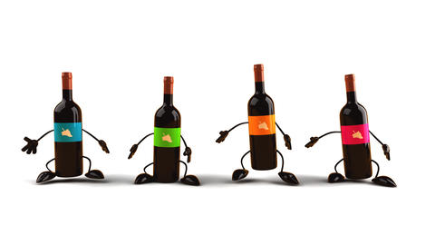 wines Animation