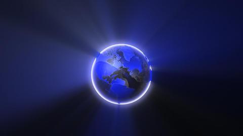 world globe 8 Stock Video Footage