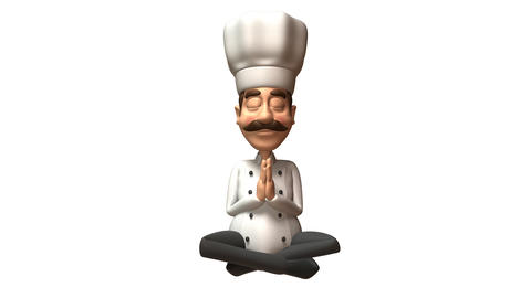 zen chef Animation