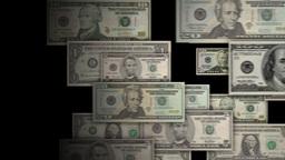 Money Panning HD Stock Video Footage