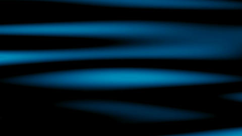 blue wave Animation