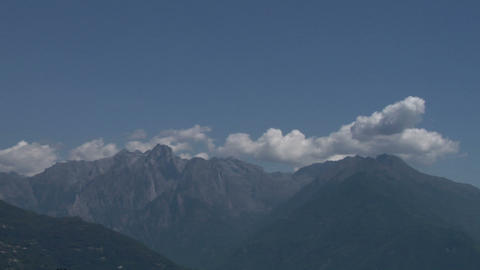 Alps 11 Stock Video Footage