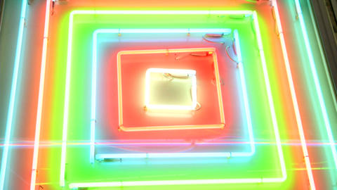 light neon 05 Footage