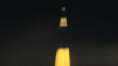 road night 02 Footage