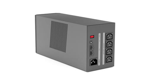Uninterruptible power supply Stock Video Footage