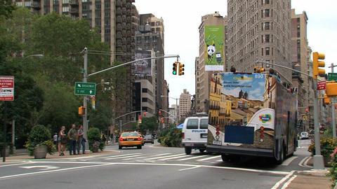 Citysights bus Footage