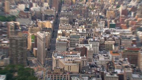 Manhattan Footage