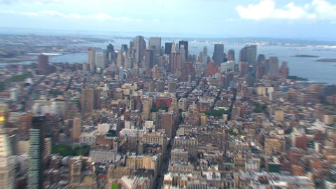 Manhattan Footage
