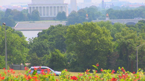 Washington, DC stock footage
