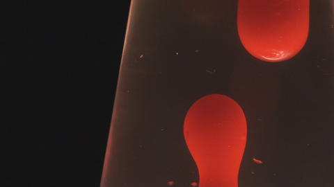 Lava lamp Footage