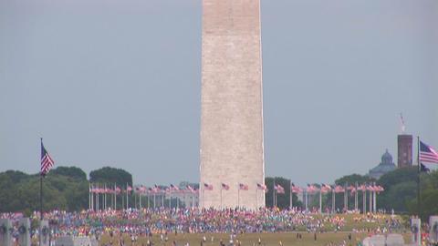Washington Monument Footage