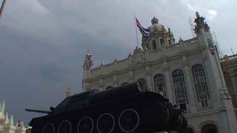 Museo de la Revolución Stock Video Footage