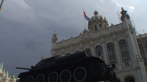 Museo de la Revolución Stock Video Footage