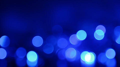 Defocused Light Background, Blurred Glowing Lights stock footage