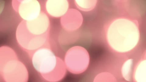 defocused lights abstract background, motion light Stock Video Footage