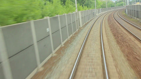 Railroad Footage