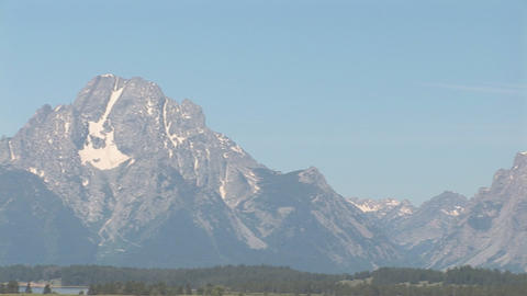 Grand Teton National Park Stock Video Footage