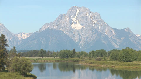 Grand Teton National Park Footage