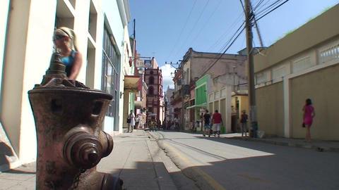 Streetview Stock Video Footage