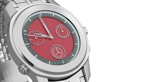 Luxury watch Stock Video Footage