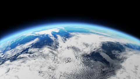 rotating earth background Stock Video Footage