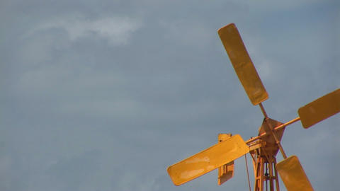 Windmills Stock Video Footage