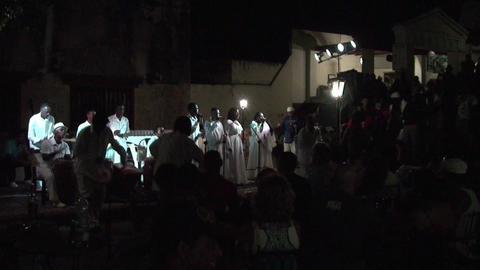 Trinidad Bigband at Casa de la Música Footage