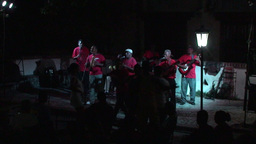 Trinidad Bigband at Casa de la Música 5 Footage