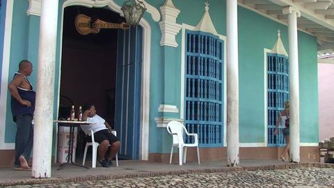 Trinidad Casa de la Trova Footage