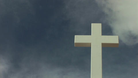 Holy cross Stock Video Footage